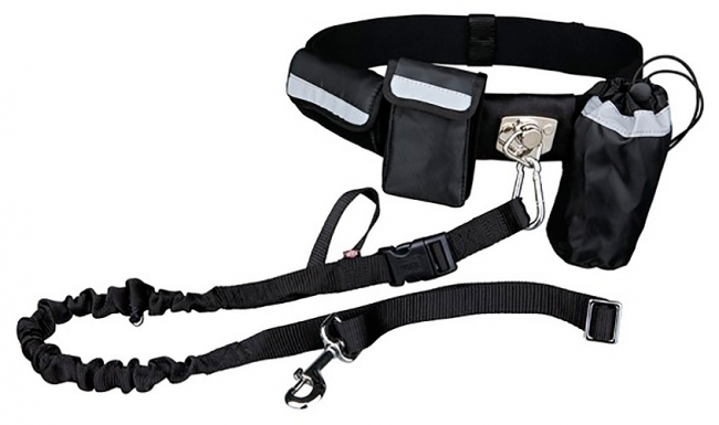 Trixie Dog Activity tarvike- /talutusvyö 40 kg asti