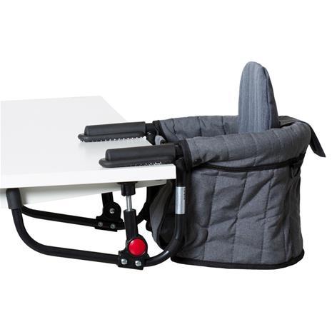 Utö, Table chair, Seal Grey