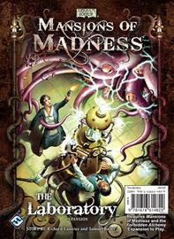 Mansions of Madness: Laboratory Lautapeli