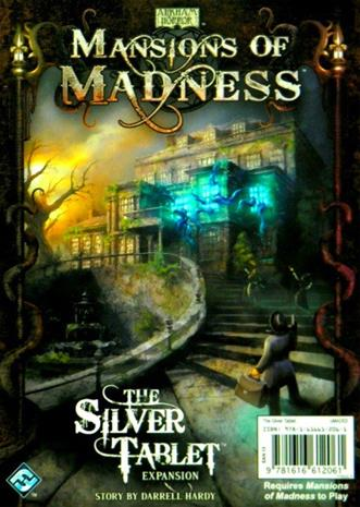 Mansions of Madness: The Silver Tablet Lautapeli