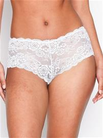Only onlCHLOE Lace 2-Pack Brief Acc Hipsters Valkoinen