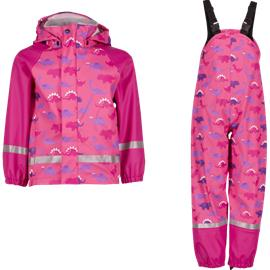 Pax SO PU RAINSET JR PINK DINO PRINT