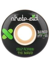 Bones Wheels Stf Skate Aid II 83B V1 54mm Wheels white