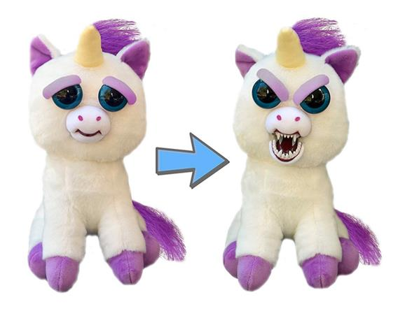 Feisty Pets Enhörning (Unicorn)
