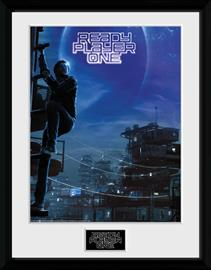 Framed collectors print - Movies - Ready Player One - One Sheet - Merchandise