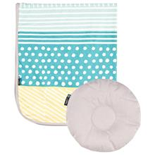 Najell, Organic Pillow and Blanket Set