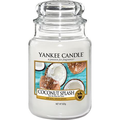 Yankee Candle Coconut Splash - Large Jar 623 g