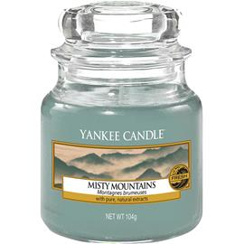 Yankee Candle Misty Mountains - Small Jar 104 g
