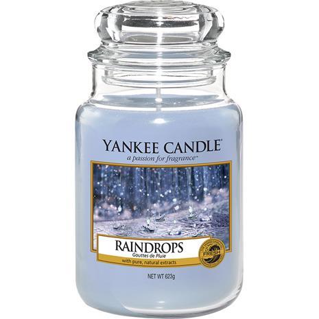 Yankee Candle Raindrops - Large Jar 623 g