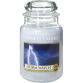 Yankee Candle Stormwatch - Large Jar 623 g
