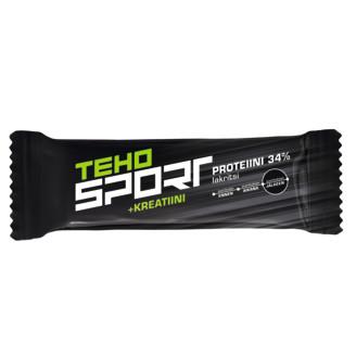 Teho Sport Proteiinipatukka 50 g lakritsi-kreatiini