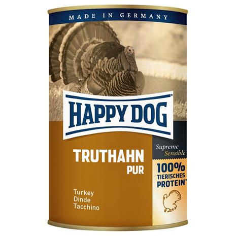Happy Dog Pur 6 x 400 g - peura
