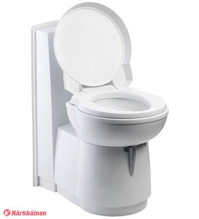 Thetford WC C-262 CWE valkoinen WC, ei sis. huoltoluukkua