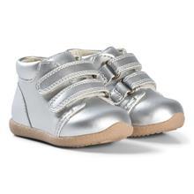 Beginner Shoe Velcro Silver20 EU