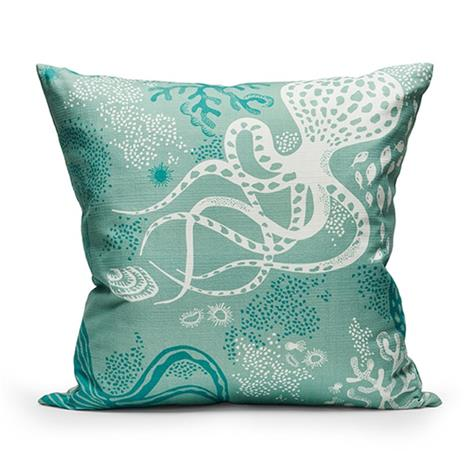 Decoration cushion 50x50cm Aquatic Blueblue