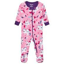 Pink Unicon Print Babygrow3-6 months