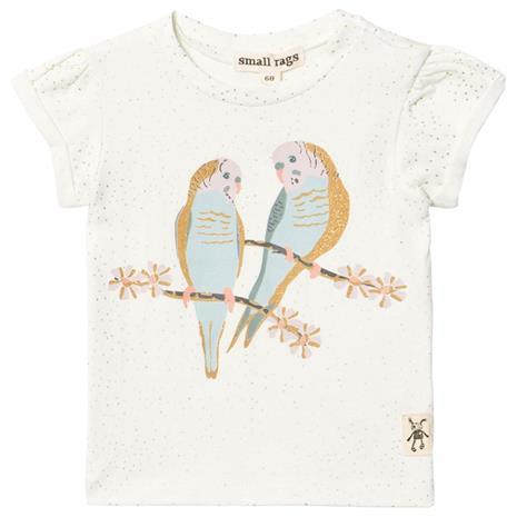 Grace SS T-shirt Vaporous Gray68 cm