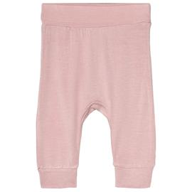 Jogging trousers Dusty rose62 cm (2-4 kk)