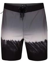 Hurley Phantom Estuary 18'' Boardshorts black Miehet