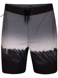 Hurley Phantom Estuary 18'' Boardshorts black Miehet