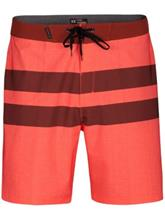 Hurley Phantom Blackball Beater 18 Boardshorts rush coral Miehet
