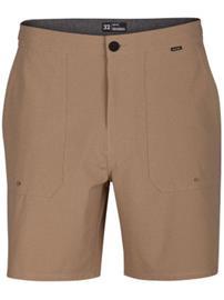 Hurley Phantom Coastline 18'' Shorts khaki Miehet
