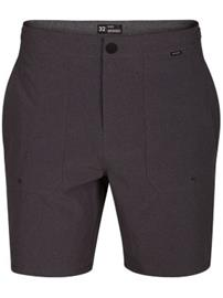Hurley Phantom Coastline 18'' Shorts black heather Miehet