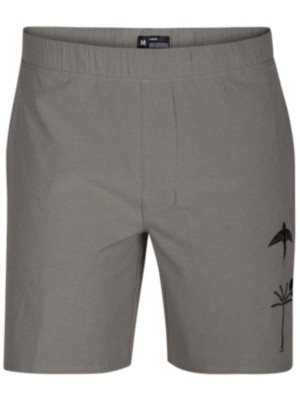 Hurley Alpha Trainer K-38 18'' Shorts dark stucco Miehet