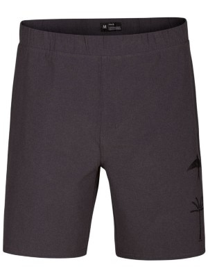 Hurley Alpha Trainer K-38 18'' Shorts black Miehet