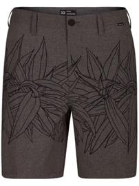 Hurley Phantom Line Up 18'' Shorts black Miehet