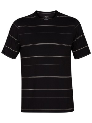 Hurley New Wave T-Shirt black Miehet