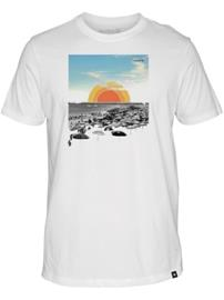 Hurley Now T-Shirt white Miehet