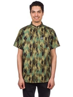 Sketchy Tank Fuego Flag T-Shirt camo Miehet