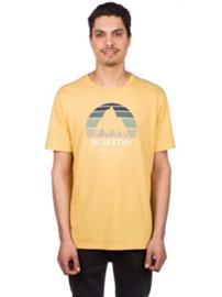 Burton Underhill T-Shirt ochre Miehet