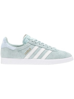 adidas Originals Gazelle Sneakers Women ash green s18 / ftwr white / Naiset