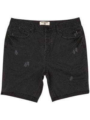 Billabong Fifty Denim Shorts oil spill Miehet