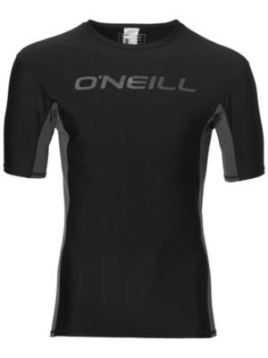 O'Neill Lake Rash Guard black out Miehet