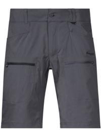 Bergans Utne Short Outdoor Pants soliddkgrey / solidcharcoal Miehet
