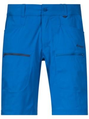 Bergans Utne Short Outdoor Pants fjord / dk steelblue Miehet