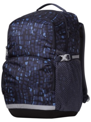 Bergans 2Go 32L Backpack Youth nightblue mosaic