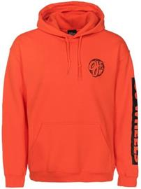OJ Wheels Bar Logo Hoodie orange Miehet