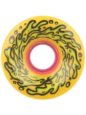 Santa Cruz Slime Balls Og's 78A 60mm Wheels yellow