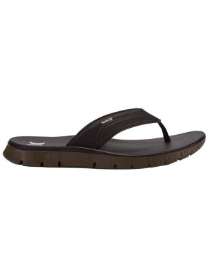 Hurley Fusion 2.0 Sandals pure platinium / black Miehet