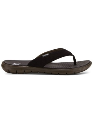 Hurley Flex 2.0 Sandals pure platinium / black Miehet