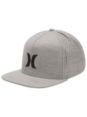 Hurley Dri-Fit Icon 4.0 Cap cool grey / black Miehet