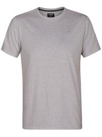 Hurley Static Crew T-Shirt light bone Miehet