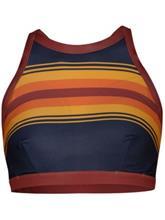 Hurley Q/D Pendleton G Canyon High N Bikini Top obsidian Naiset