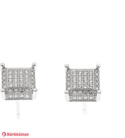 Silver Bar 8131 Kivisänky hopeakorvakorut