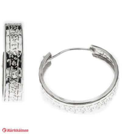 Silver Bar 8224 Retro 4-20 flakka hopeakorvakorut