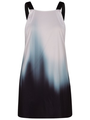 Hurley Quick Dry Estuary Tank Dress white Naiset